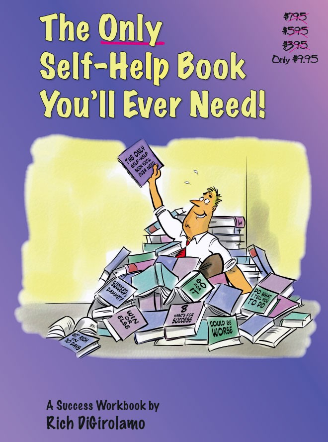 Only Self Help Book