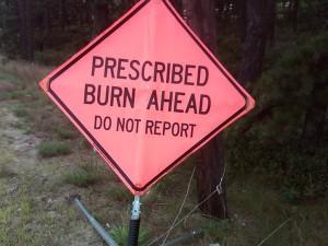 burnroadsign