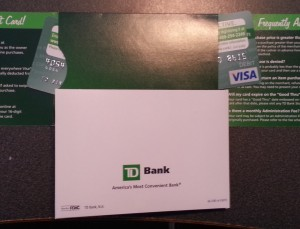 TD Gift Cards